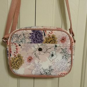 Gifted  cross-body bag. Not available